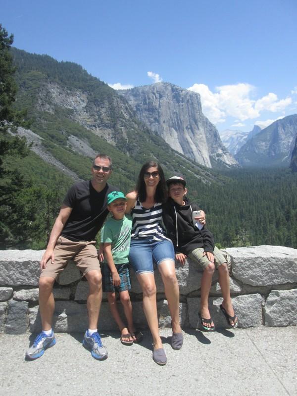 Yosemite And Gold Rush Country